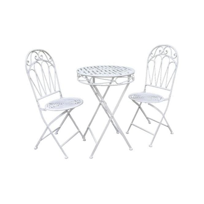 Click to view product details and reviews for Romance 2 Person Bistro Set 2 Colour Options.