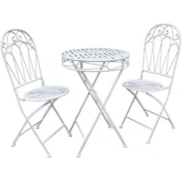 Romance 2 Person Bistro Set 2 Colour Options