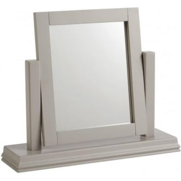Rowlinson At Home Astbury Painted Wood Single Mirror