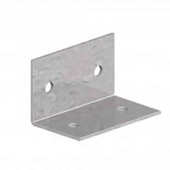 Click to view product details and reviews for Rowlinson Fence L Bracket.