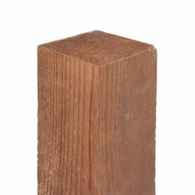 Click to view product details and reviews for Rowlinson Fence Posts 75 X 75mm Brown.