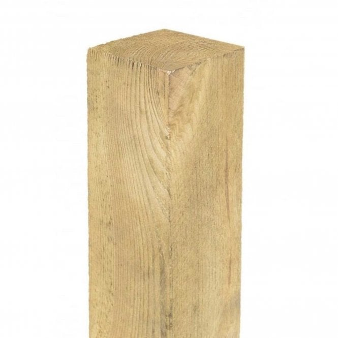 Click to view product details and reviews for Rowlinson Fence Posts 75 X 75mm Green.