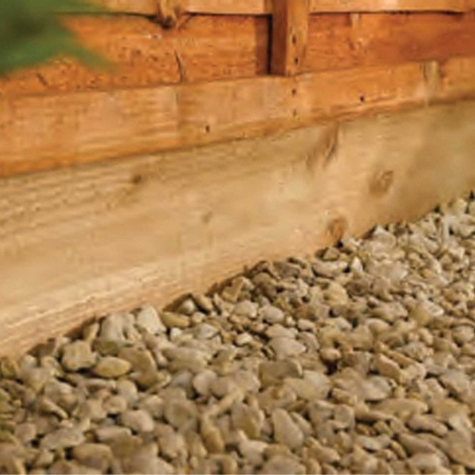Click to view product details and reviews for Rowlinson Gravel Board 18m.