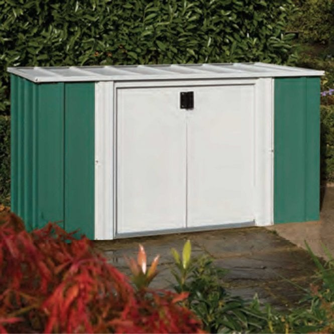 Click to view product details and reviews for Rowlinson Greenvale Metal Storette 4 X 2.