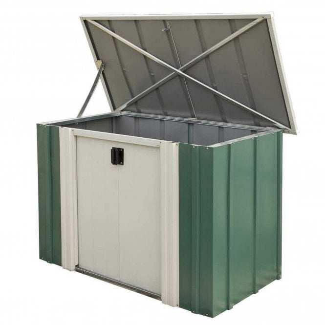 Click to view product details and reviews for Rowlinson Greenvale Metal Storette 6 X 3.