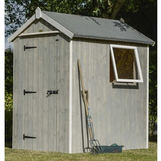 Click to view product details and reviews for Rowlinson Heritage 6 X 4 Shed Apex Roof.
