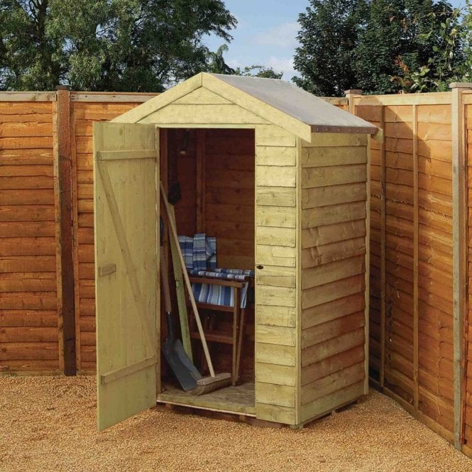 Click to view product details and reviews for Rowlinson Overlap Shed 4 X 3.