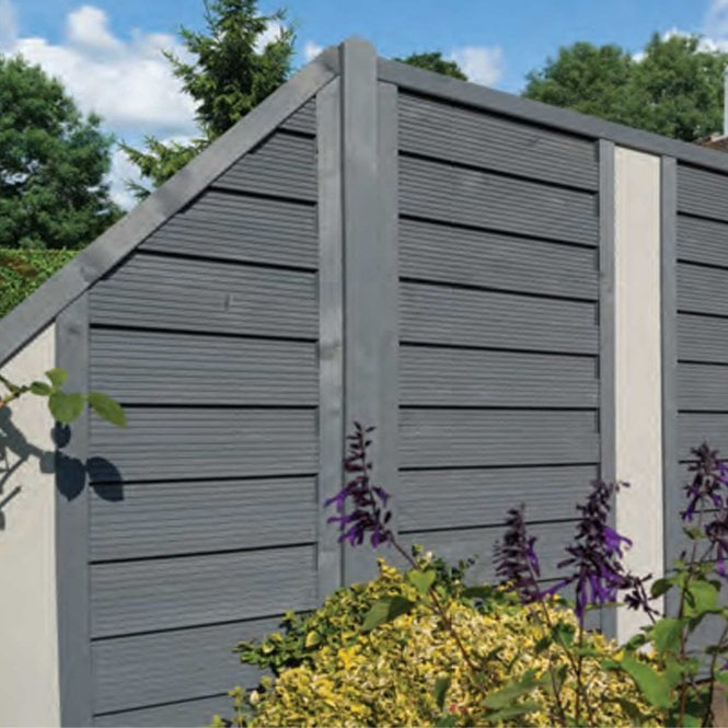 Click to view product details and reviews for Rowlinson Palermo Angled Solid Infill Screen.