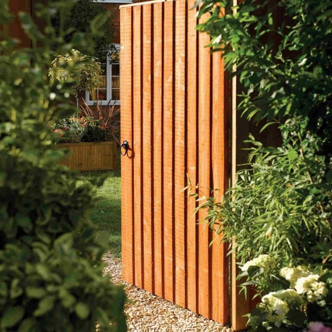 Click to view product details and reviews for Rowlinson Vertical Board Gate Dip Treated.
