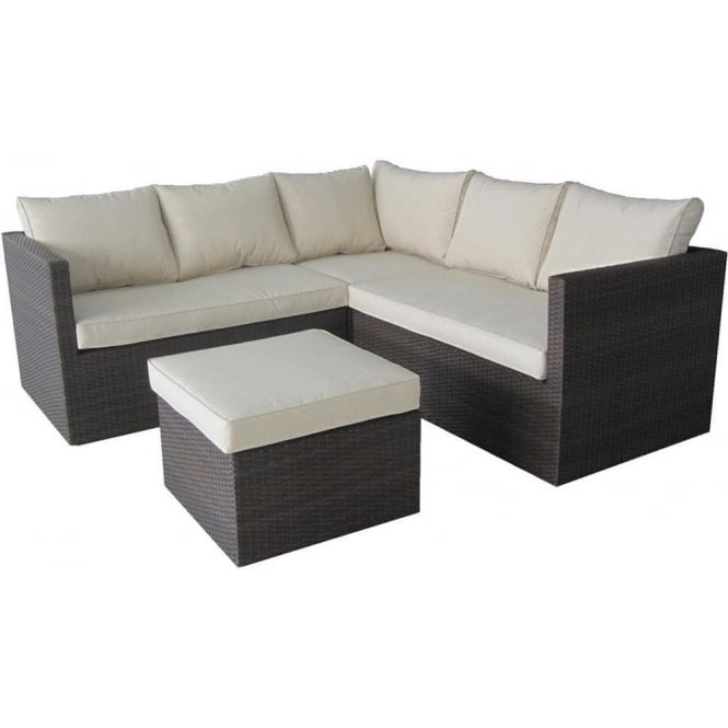 Corner Sofa Set Price In Hyderabad: Royalcraft Cannes 4 Piece Corner Sofa Set