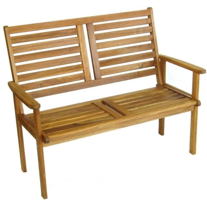 Click to view product details and reviews for Royalcraft Napoli 2 Seater Bench.
