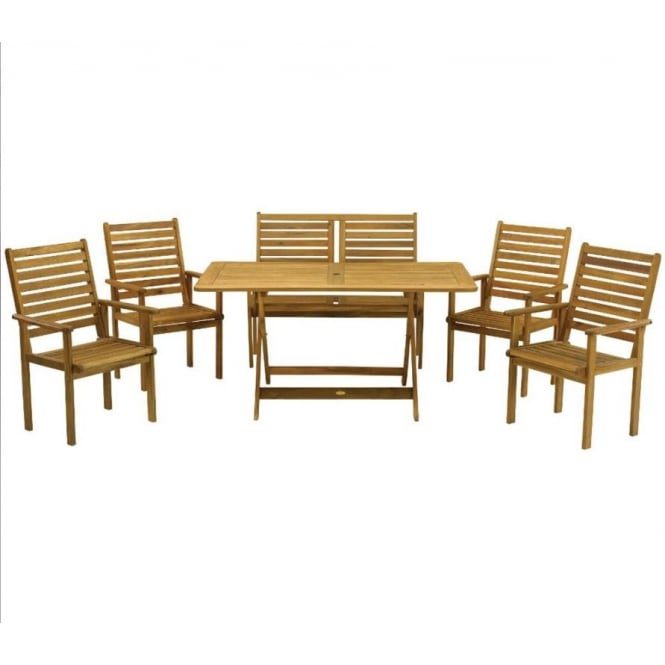 Click to view product details and reviews for Royalcraft Napoli 6 Piece Dining Set.