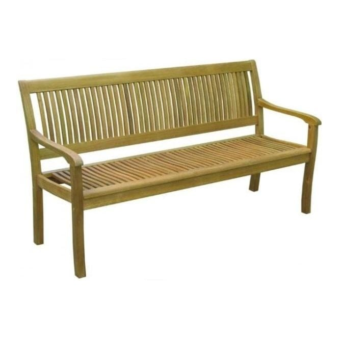 Click to view product details and reviews for Royalcraft Windsor Hardwood 3 Seater Bench.
