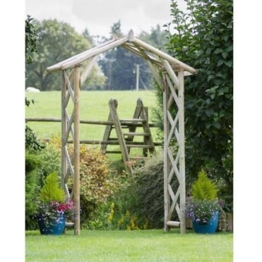 Garden Arches Arbours Pergola Gazebos And Decking
