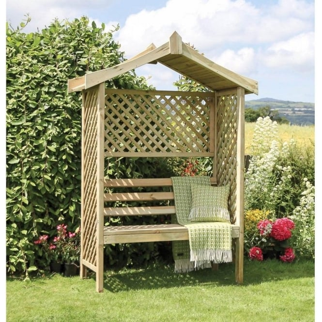 Click to view product details and reviews for Rutland Arbour.