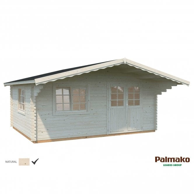 Click to view product details and reviews for Sally 191m² Log Cabin.