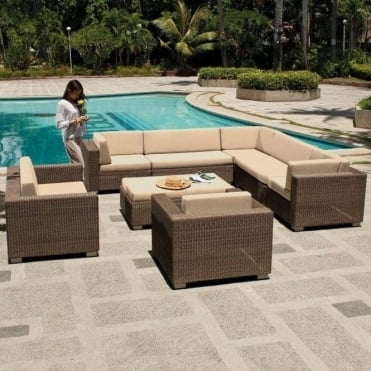 San Marino Outdoor Lounge Furniture Set