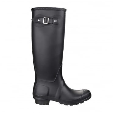 Sandringham Wellington Boots in Black