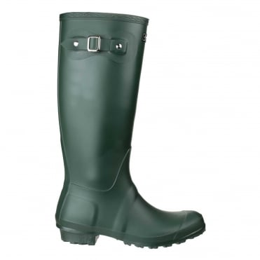 Sandringham Wellington Boots in Green