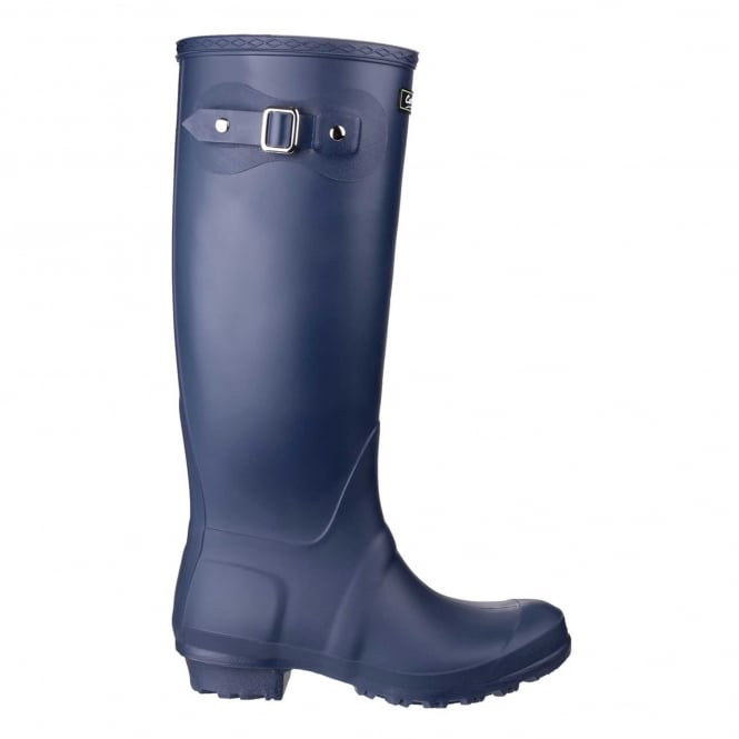 Sandringham Wellington Boots In Navy