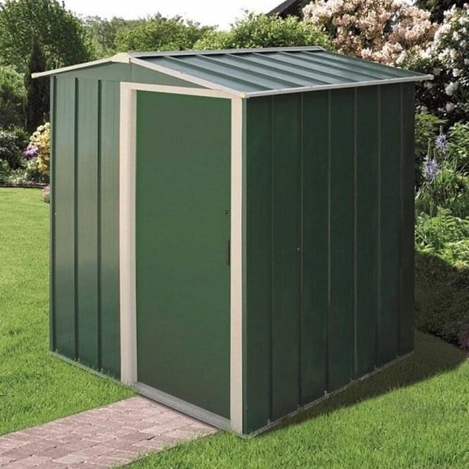 Sapphire Apex 5 X 4 Shed