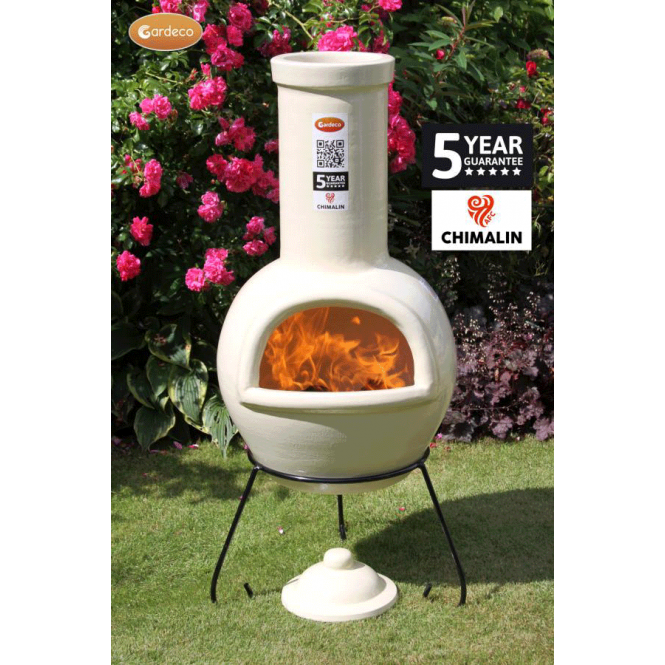 Click to view product details and reviews for Sempra Large Chimenea Made Of Chimalin Afc.
