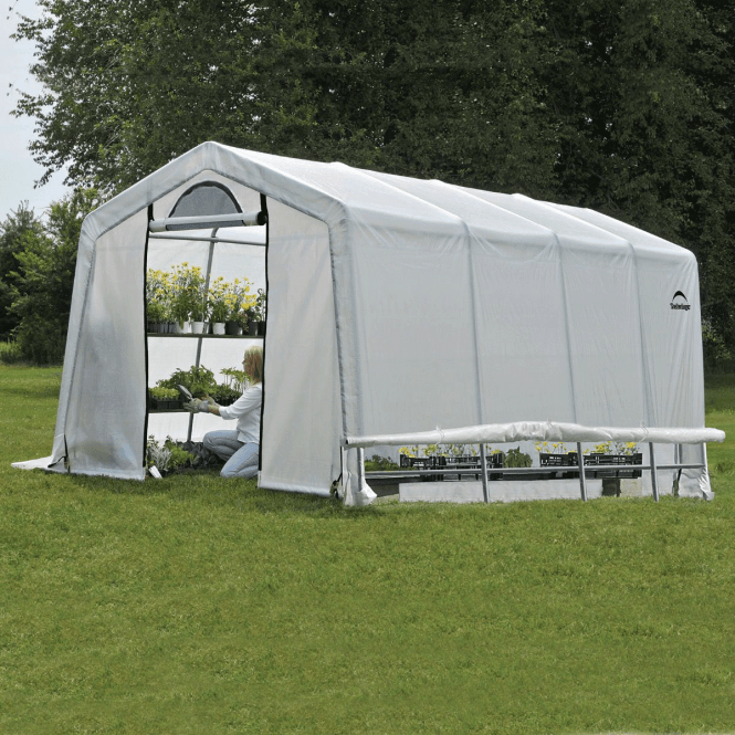 Shelter Logic 10 X 20 Greenhouse In A Box