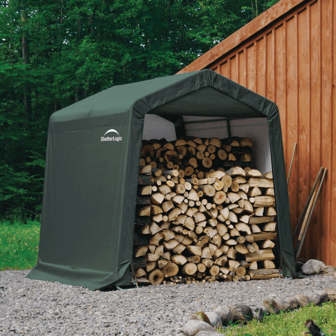 Click to view product details and reviews for Shelter Logic 8 X 8 Shed In A Box.