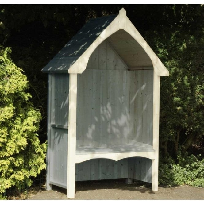 Click to view product details and reviews for Balsam Arbour With Attractive Roof Arch And Design.