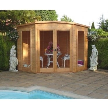 Barclay Corner Summer House 3 Sizes