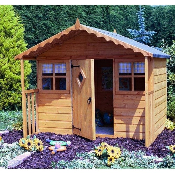 Click to view product details and reviews for Cubby Playhouse With Veranda.