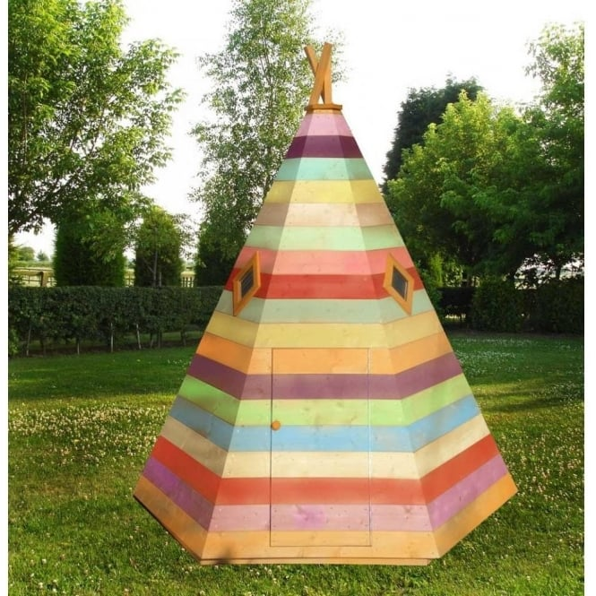 Click to view product details and reviews for Wigwam Childrens Playhouse With Fixed Window.