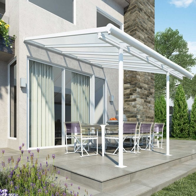 Click to view product details and reviews for Sierra 3m X 305m White Patio Cover.