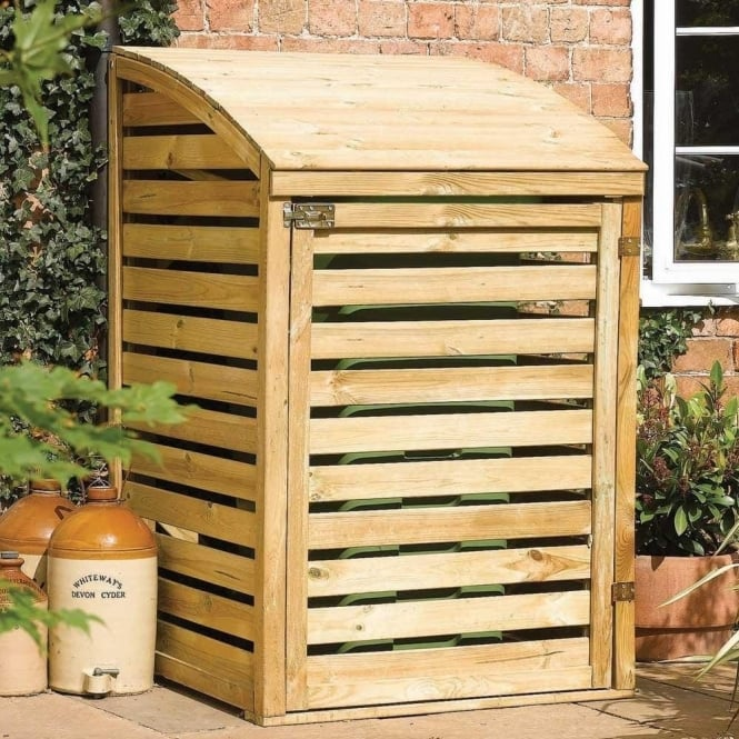 Click to view product details and reviews for Single Wheelie Bin Store.