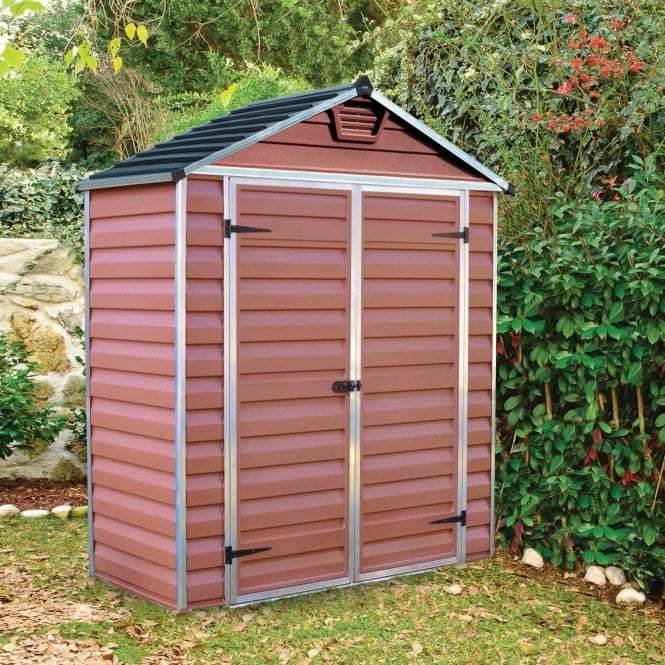 Click to view product details and reviews for Skylight Shed 6 X 3 Amber.