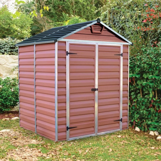 Click to view product details and reviews for Skylight Shed 6 X 5 Amber.