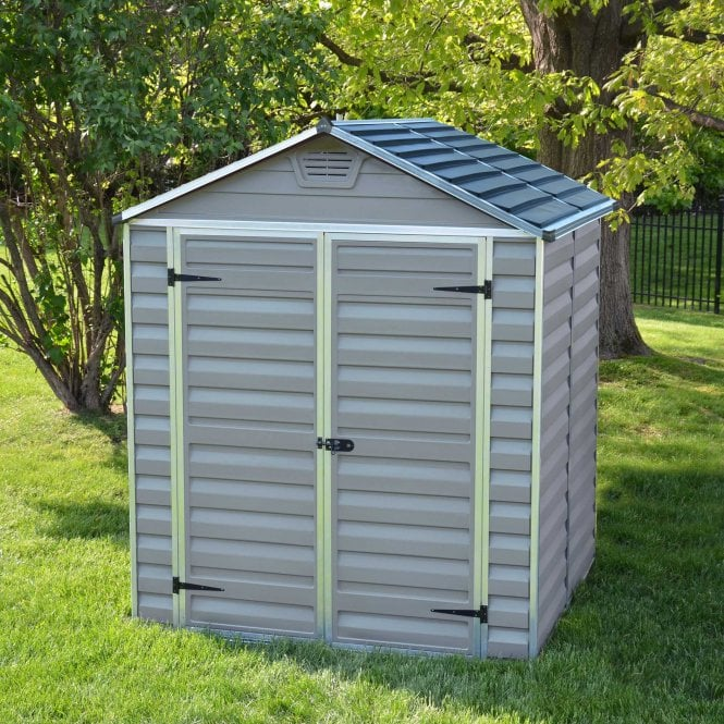 Click to view product details and reviews for Skylight Shed 6 X 5 Grey.