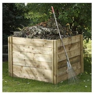 Slot Down Composter with Optional Extensions
