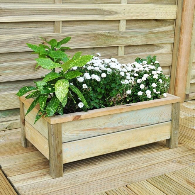 Click to view product details and reviews for Rectangular Planter.