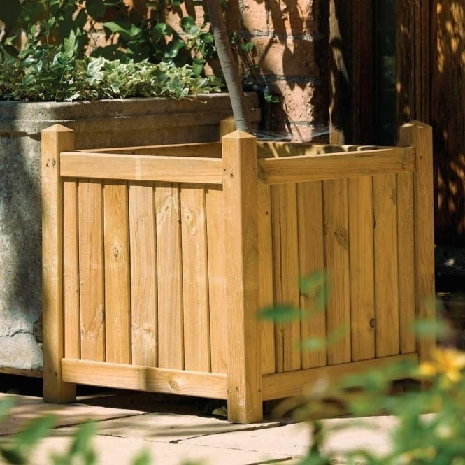 Click to view product details and reviews for Square Planter.
