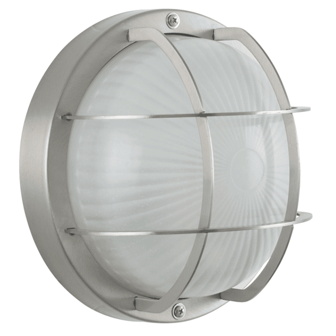 Click to view product details and reviews for Stainless Steel Outdoor Bulk Head Wall Light.