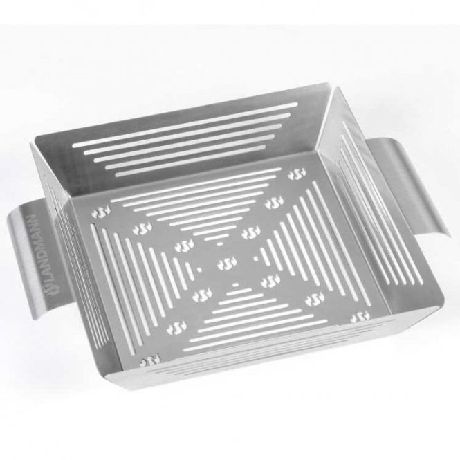Click to view product details and reviews for Stainless Steel Vegetable Basket.