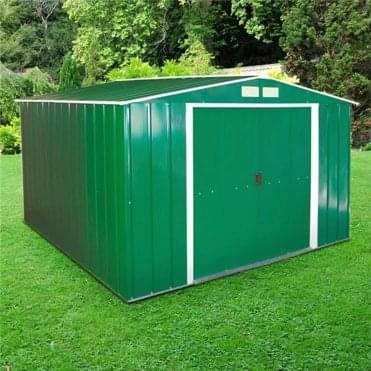 Storemore Sapphire Apex 10 x 10 Shed