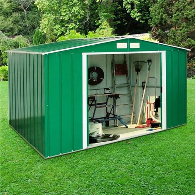 Click to view product details and reviews for Storemore Sapphire Apex 10 X 8 Shed.