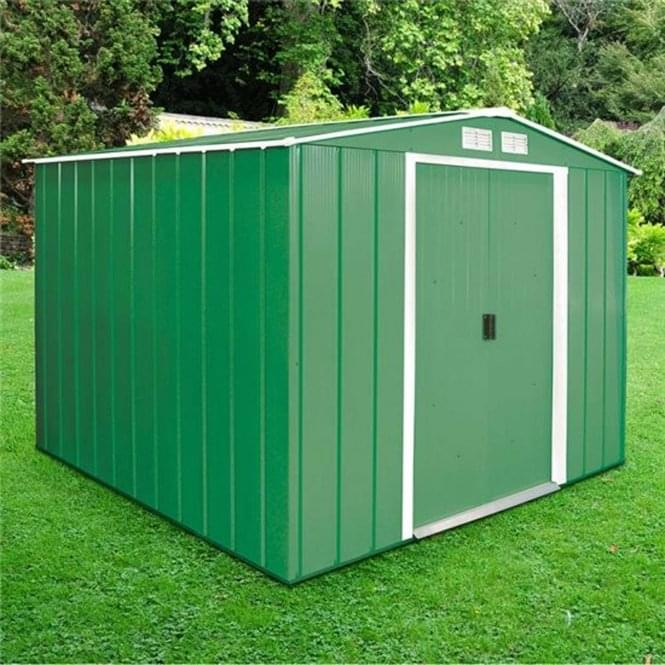 Click to view product details and reviews for Storemore Sapphire Apex 8 X 8 Shed.