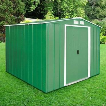 Storemore Sapphire Apex 8 x 8 Shed