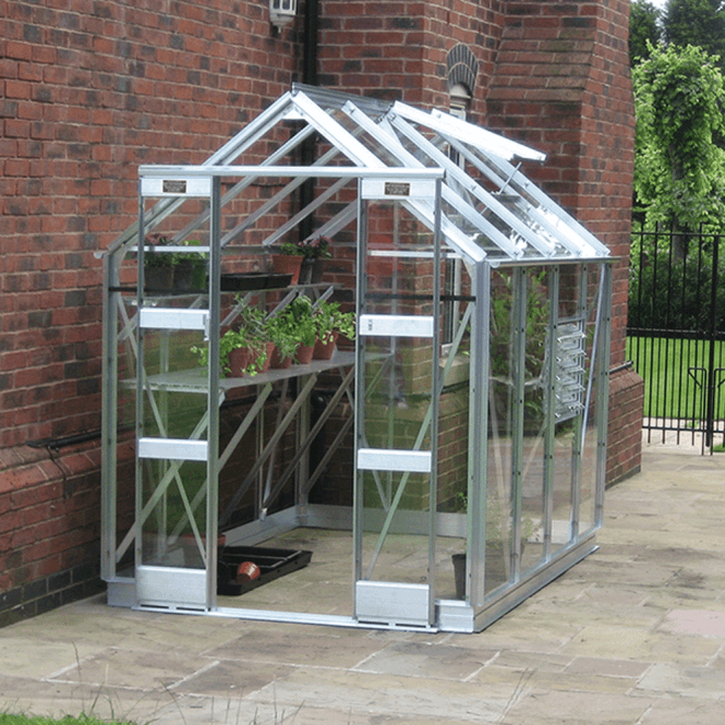 Click to view product details and reviews for Streamline 5 X 8 Greenhouse Package Deal.