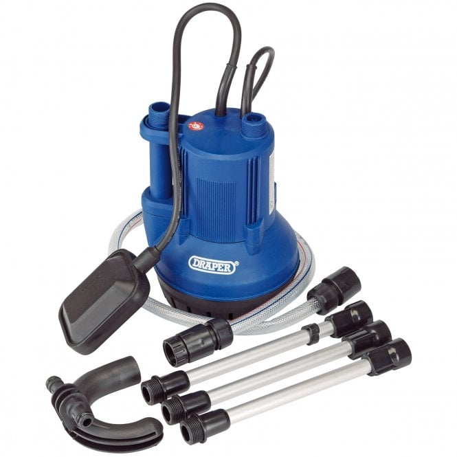 Submersible Water Butt Pump 230v 350w