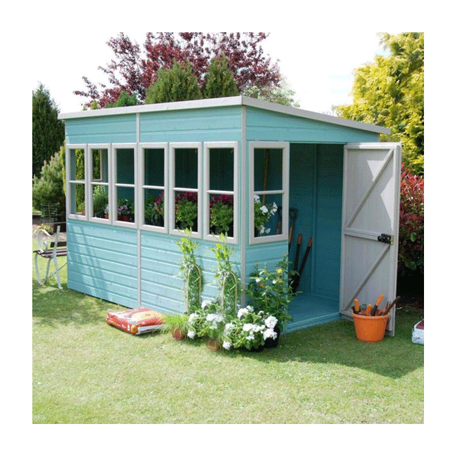 Click to view product details and reviews for Sun Pent Potting Shed 10 X 10.