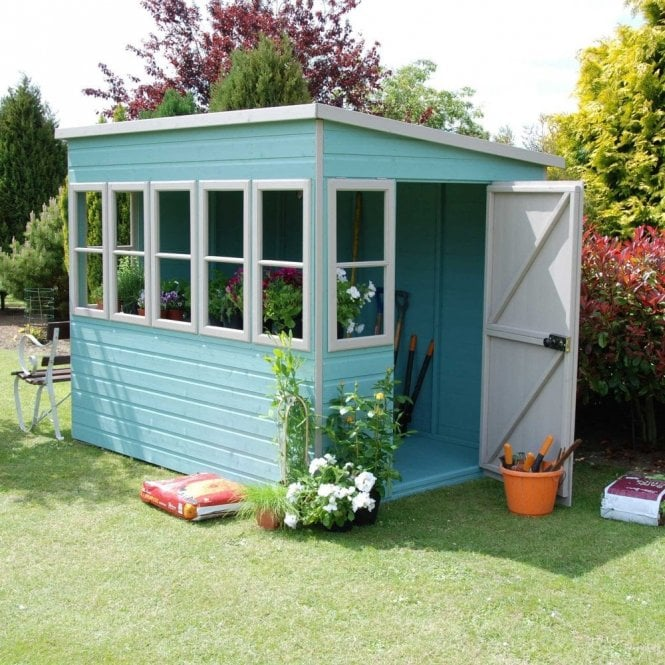 Click to view product details and reviews for Sun Pent Potting Shed 8 X 8.